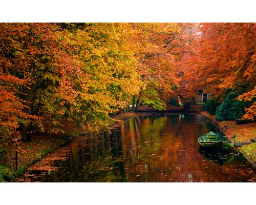 Осеннее обслуживание водоема и консервация пруда на зиму