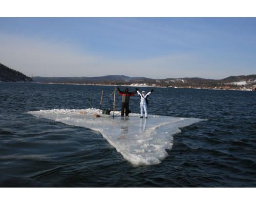 Весеннее обслуживание водоема и запуск оборудования
