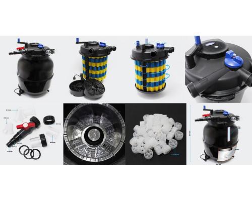 Техническое обслуживание оборудования системы фильтрации бытовой