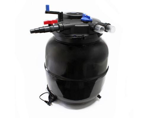 Напорный фильтр CPF-50000 для пруда и водоема до 80м3