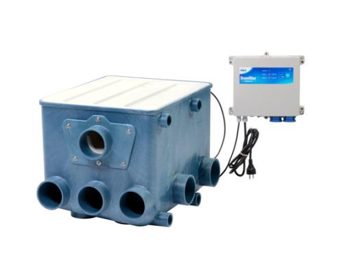 Барабанный фильтр Drum Filter ATF-1 для пруда и водоема