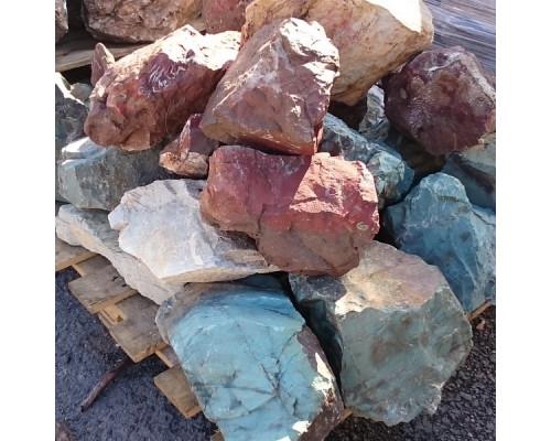 Природный камень для ландшафта  фракция 80-250 (Глыба)