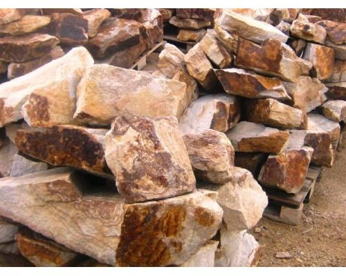 Природный камень для ландшафта (ДИКАРЬ) фракция 70-150