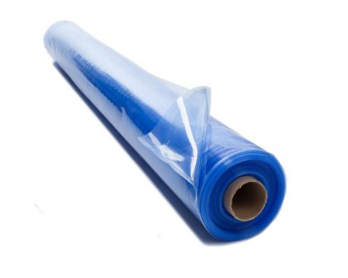 Пленка ПВХ прозрачная, толщина 300 мкм, рулон 1,35 х 10 м