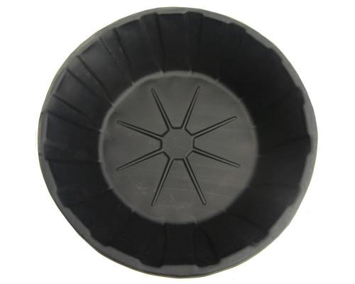 Пруд пластиковый, 135х135х40 см, 480 л