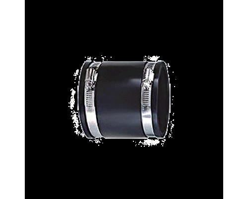 """Муфта (патрубок) для соединения труб, 1½""""/ 50 мм"""