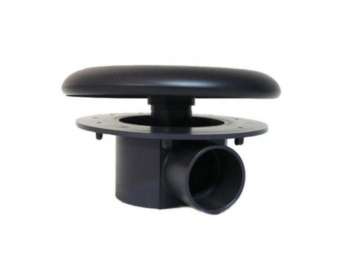 Водозабор донный, диаметр 23 см, под трубу 50 мм