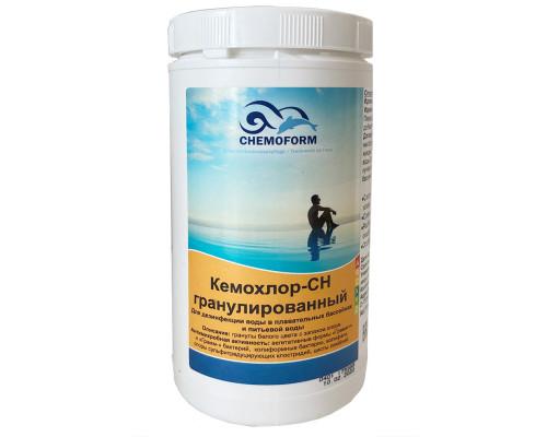 """Препарат дезинфицирующий """"Кемохлор - CH гранулированный"""", 1 кг"""