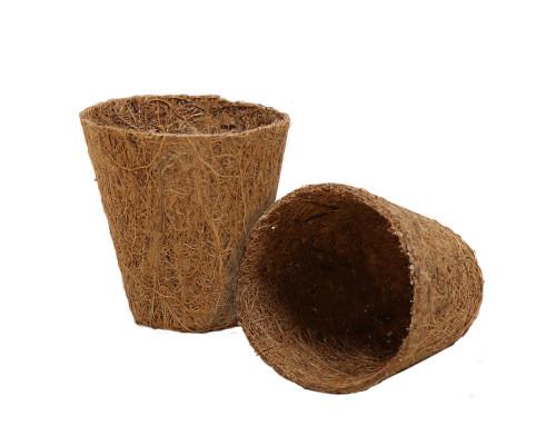 Горшки из кокосового волокна Орехнин, 5 см, упаковка 30шт