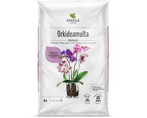 """Грунт для орхидей """"Kekkila"""", 6 л"""