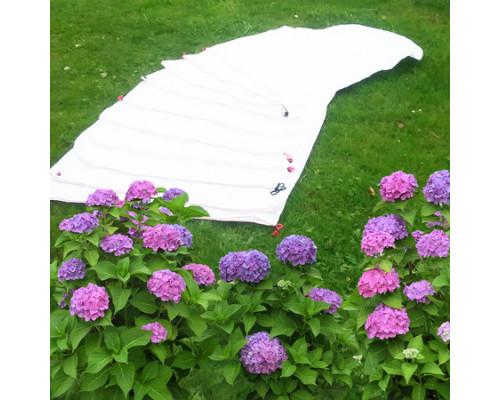 Комплект из 9 укрытий для растений зимой, 70 х100 см