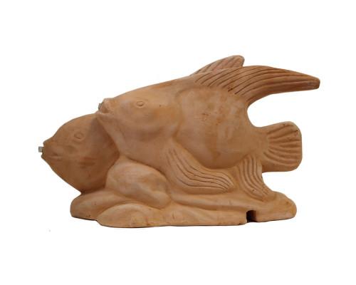 """Фигура для фонтана """"Рыбки"""", 27 см"""