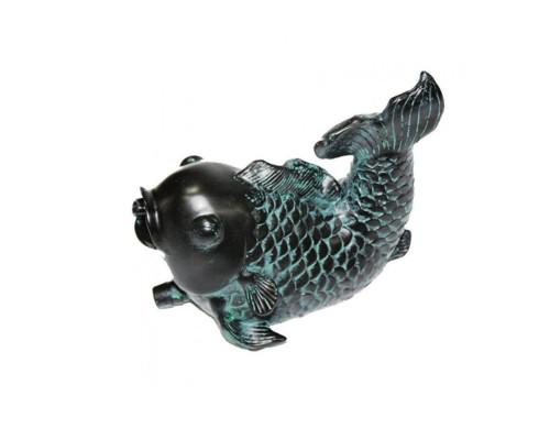 """Фигура для фонтана """"Рыбка"""", 14 см"""