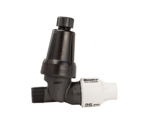 Hunter HFR-075-40 - фильтр с регулятором давления ¾