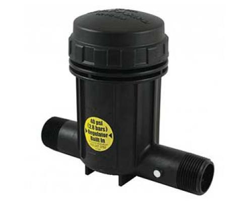 Rain Bird IPRB100 - фильтр корзинного типа с регулятором давления