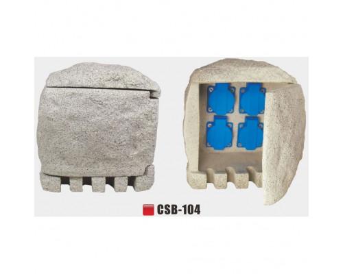 Садовый удлинитель разветвитель CSB-104